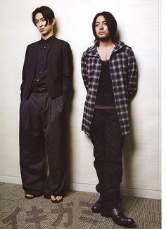 Matsuda Shota x Yamada Takayuki [Cinema Cinema, vol.14] 02