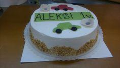 #cake #birthday #car #synttärikakku #kakku