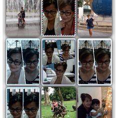 Fun memories in singapore...