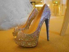 Atractivos zapatos de tacón para fiesta | Moda en zapatos de tacón