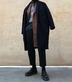 1,077 vind-ik-leuks, 8 reacties - Wilderfunk (@wilderfunk) op Instagram: 'Brilliant coat layering. | @hypeflaw'