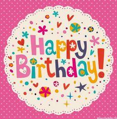 Happy birthday verjaardag gefeliciteerd jarig hoera