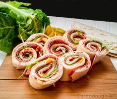 Italian Pinwheels 1