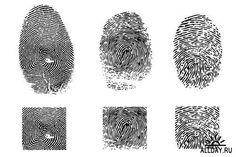 Design Files, Fingerprints, Creative, Free, Brushes, Inspiration, Vectors, Color, Mystery