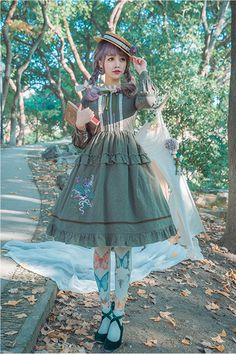 【Reservation】I don't want to be Anne of Green Gables embroidery OP Surfacespell