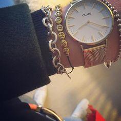 Uhrenliebe Cluse #cluse #watch #clusewatches #uhrenliebe #uhr #uhren #armcandy #hamburg