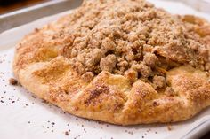 Apple Crumb Crostata