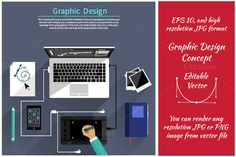 Graphic Design by robuart on Creative Market