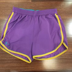 Under Armour Athletic Shorts Under Armour athletic shorts! only worn a couple times! Under Armour Shorts