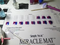 Bliss Kiss Simply Neat Miracle Mat Review