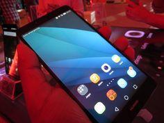 Huawei lanza en Perú el Ascend Mate 7: Full HD, LTE-A y batería para dos días