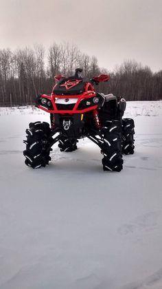 Ford Off Road, Can Am Atv, Motocross Girls, Motorcross Bike, Dirt Bike Racing, Mercedes G Wagon, Atv Four Wheelers, Holiday List, Snowmobiles