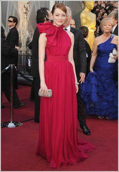 Emma Stone @ 84th Annual Academy Awards #Oscars