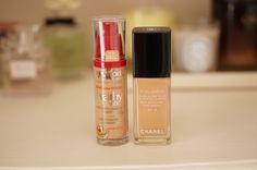 Vitalumiere de Chanel vs. Healthy Mix de Bourjois