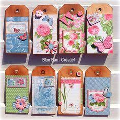 Blue Barn Creatief: Labels