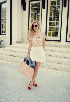 Style Guide: 4 Valentine's Day Outfit Ideas