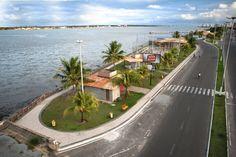 Orla do bairro Industrial | Aracaju, Sergipe