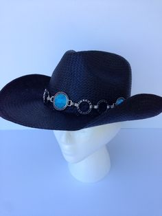 """""""Black & Blue"""" is available from inHATuation on Etsy!"""