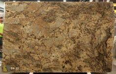 Golden Crystal Granite - Level 4