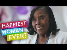 Woman Gets PERFECT SCORE on The Happiness Test! | The Science of Happiness - YouTube