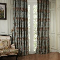 Neoclassical Luxurious Floral Energy Saving Curtain  #curtains #homedecor #decor #homeinterior #interior #design #custommade Brown Curtains, Thermal Curtains, Business Products, Neoclassical, Save Energy, Milan, Luxury, Interior, Floral