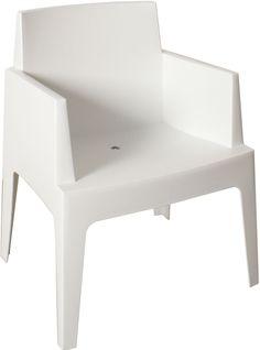 A C T I E !! - Stoel Box wit Set van 4 stoelen van € 450,- voor € 299,-