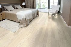 Hardwood floors, white oiled- for the basement? Perfect Image, Perfect Photo, Love Photos, Cool Pictures, Hardwood Floors, Flooring, Getting Organized, Decorating Your Home, Interior