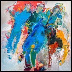 Schilderij is verkocht