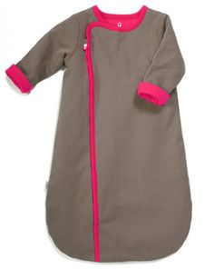 Snuggle Gown – Zipit® | Babywear with Zippers for Easier Dressing
