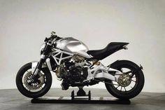 Monster 1200 Aluminium