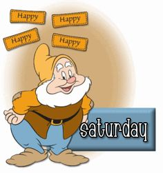 Happy Saturday quotes quote weekend days of the week saturday