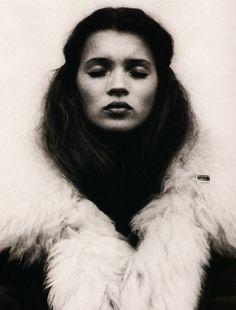 Magazine: The Face    Photographer: Corinne DayModel: Kate Moss