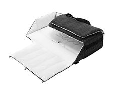 Seed carrycot and blankie Papoose