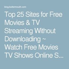Top 25 Sites for Free Movies Free Movies Online Websites, Disney Movies Online, Disney Movies Free, Online Movie Sites, Free Movie Sites, Disney Movies To Watch, Free Movie Downloads, Movies To Watch Free, Movies For Free