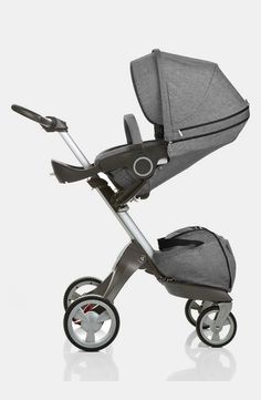 Stokke® 'Xplory' Stroller | Nordstrom. Tip: purchase the bassinet attachment-well worth it!!  @devutaunte @jamiehorn