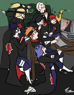 Naruto Uzumaki Shippuden, Naruto Kakashi, Anime Naruto, Naruto Akatsuki Funny, Funny Naruto Memes, Naruto Shippuden Characters, Naruto Comic, Naruto Cute, Otaku Anime