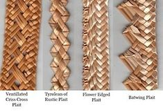 to make hats.Plait to make hats. Flax Weaving, Straw Weaving, Paper Weaving, Weaving Art, Wire Weaving, Basket Weaving, Hand Weaving, Homemade Crafts, Diy And Crafts