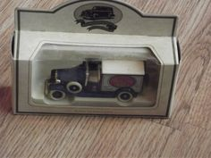 Vintage Days Gone By Car Vintage Lledo Car by BeautifulVintageBits