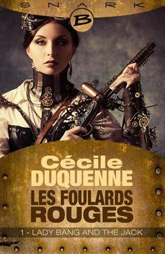 #CybookLecture de @anarschtroumpf «Lady Bang and the Jack» de @Cecile_Duquenne #VendrediLecture