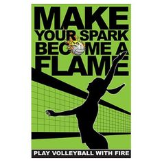 Search for customizable Volleyball posters & photo prints from Zazzle. Volleyball Decorations, Volleyball Signs, Volleyball Posters, Volleyball Outfits, Locker Decorations, Play Volleyball, Volleyball Quotes, Volleyball Pictures, Volleyball Ideas