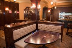 The gorgeous interiors of the new Carthay Circle Restaurant at Disney's California Adventure
