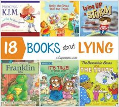 Kids Books about Lying and Telling the Truth
