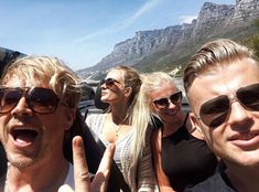 Samu Haber und Vivianne Raudsepp gönnen sich momentan eine kleine Auszeit in Südafrika. Dort haben sie in den letzten Tagen schon einiges erlebt,