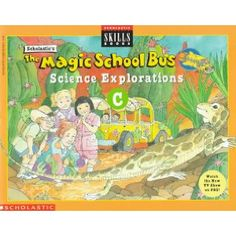 The Magic School Bus Exploration C  - includes activity on the food chain