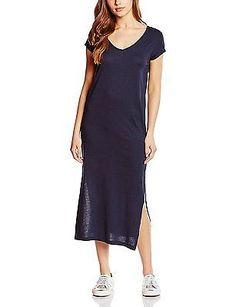 UK 12, Blue - Blau (midnight navy 1602-541), Broadway Fashion Women's Effie Dres