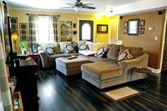 Living Room Style : Bowe Click Bamboo