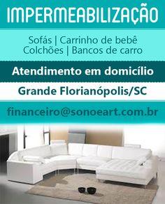 Impermeabilização de colchões, sofás, bancos de carros. Atendimento a domicílio
