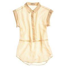 Madewell Slink Singalong Top..i freakin need this shirt..