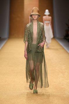 Akris Collection Spring Summer 2014  GF-Luxury
