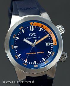 iwc cousteau 3548 - Google Search